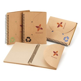 """Travis Notebook (5"""" x 7"""")"""