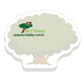 Tree BIC Adhesive Sticky Note Pads (Medium, 100 Sheets)
