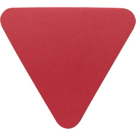 Triangle Shaped Sticky Notes Pad