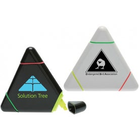 Triangle-Shaped Highlighter for Customization