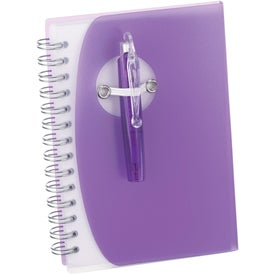 Imprinted The Tribune Spiral Notebook