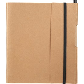 Tuck Away Notebook for Your Company