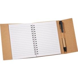 Printed Tuck Away Notebook
