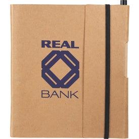Company Tuck Away Notebook