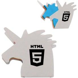 Unicorn Sticky Note Pad