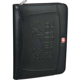 Printed Wenger Refillable Journal