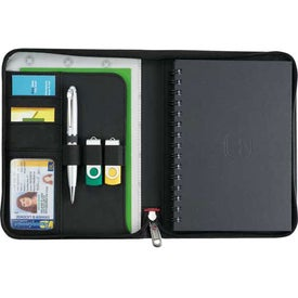 Imprinted Wenger Refillable Journal