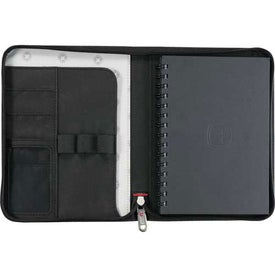 Customized Wenger Refillable Journal