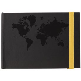 World Design Sticky Notes Book Printed with Your Logo