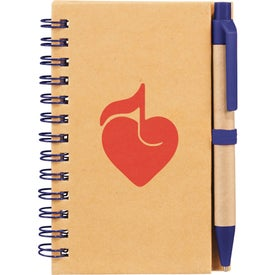 Write And Go Mini Notebook and Pen for Advertising