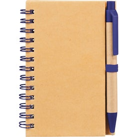 Write And Go Mini Notebook and Pen for Marketing