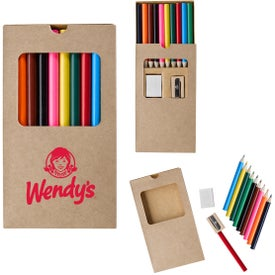 12 Piece Drawing Set