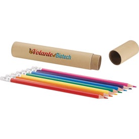 7-Piece Erasable Colored Pencil Set