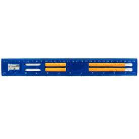 Customized BioGreen Pencil and Ruler Set