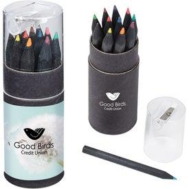 Blackwood 12 Piece Colored Pencil Set