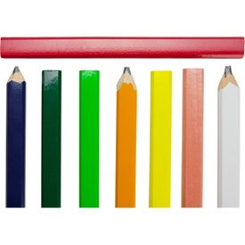 Carpenter Pencils with Your Slogan