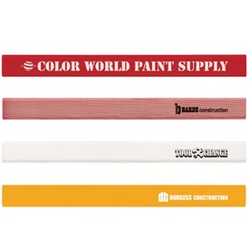 Wood Carpenter Pencil