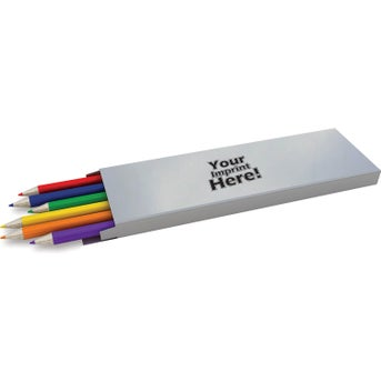 CLICK HERE to Order Colored Pencils Printed with Your Logo for $1.09 ...