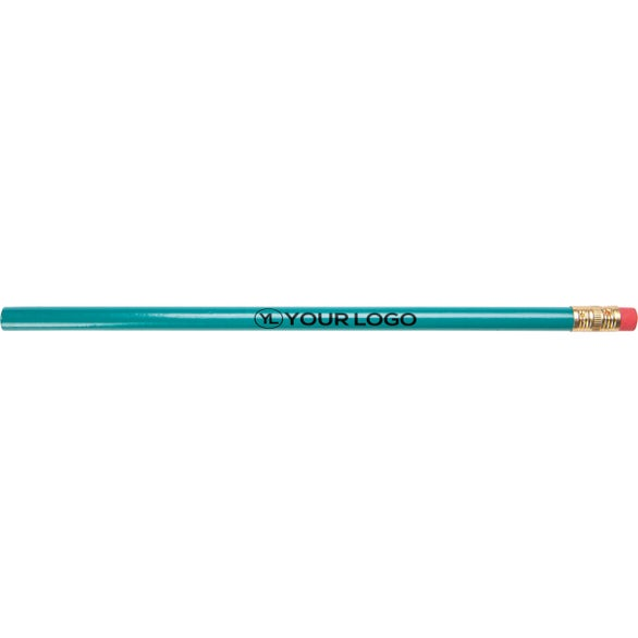 Teal Cost Buster Pencil