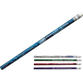 Deep Swirl Pencil