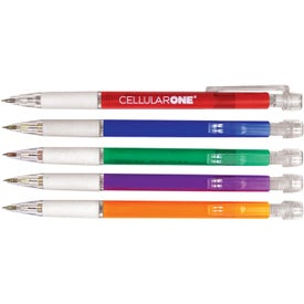Frosty Grip Mechanical Pencil for Promotion
