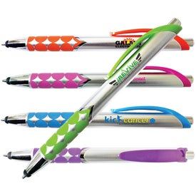 Silver Jubilee Stylus Pen (Full Color Digital)