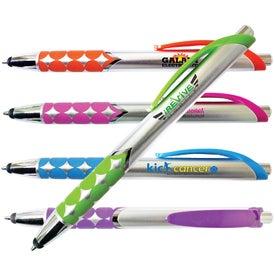 Silver Jubilee Stylus Pen (Full Color Digital)