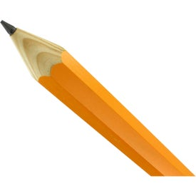 Giant Wood Pencil for Your Organization