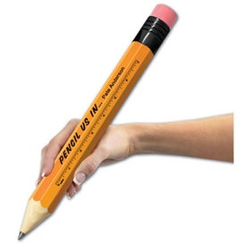 Giant Wood Pencil