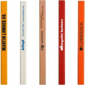 Monogrammed Jo-Bee Carpenter Pencil