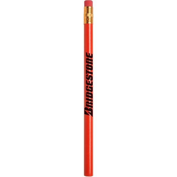 Red Jo Bee Jumbo Tipped Pencil