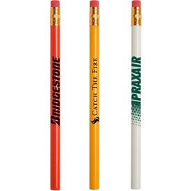 Jo-Bee Jumbo Tipped Pencil Imprinted with Your Logo