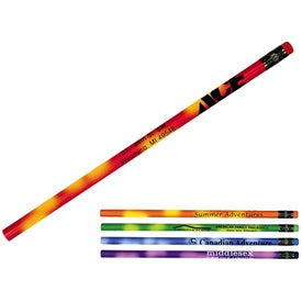Mood Color Changing Pencil with Colored Eraser