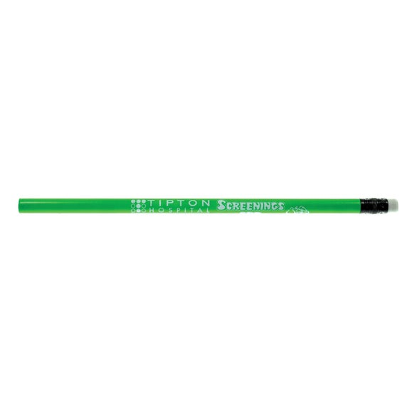 Neon Green Neon Bargain Buy Pencil