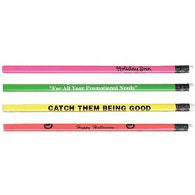 Neon Bargain Buy Pencil
