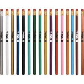 Pencil with Standard Eraser
