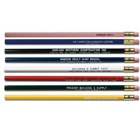Hex Wood Pencil
