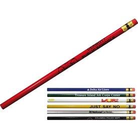 Wooden Round Pencil