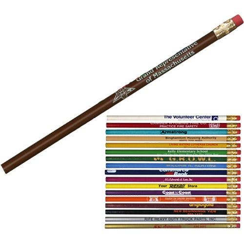 Colorful Wood Pencils