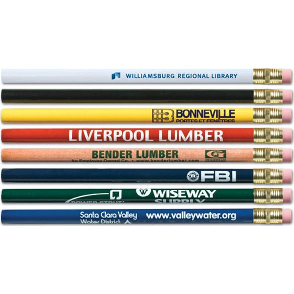 Super Jumbo Pencil With Eraser
