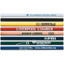 Personalized Super Jumbo Pencil