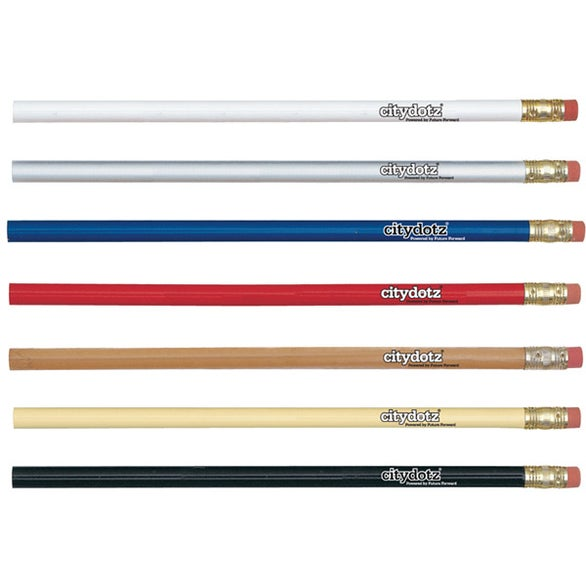 Tennessee Round Pencil