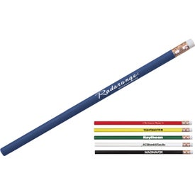 Customized Thrifty Pencil with White Eraser