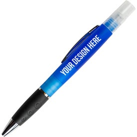 2-In-1 Pens with Refillable Hand Sanitizer (3.5 mL)