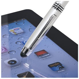 2 in 1 Ballpoint Pen and Stylus for Your Church