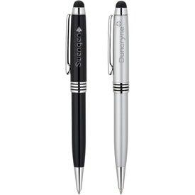 2 in 1 Ballpoint Pen and Stylus