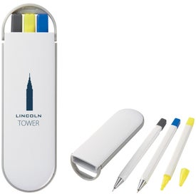 Company 3-In-1 Writing Set