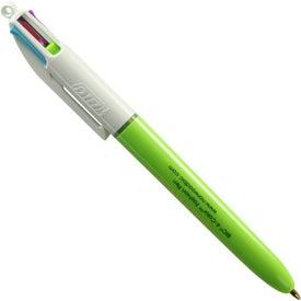 4-Color Fashion Pen