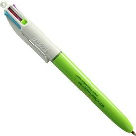 4-Color Fashion Pen