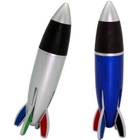 4 Color Rocket Pen